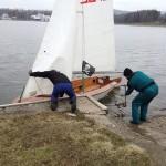 První na vodě (2013)