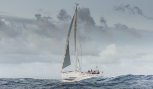 THREE SISTERS, Sail n: CZE 117, Boat Type: Beneteau First 40.7, Skipper: Milan Hajek, Country: Czech Republic